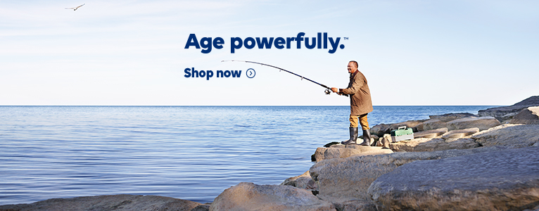 Age powerfully.™