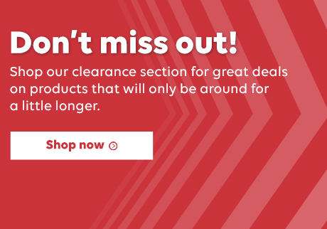 Don't miss out! Shop our wellwise.ca clearance section. Shop now.