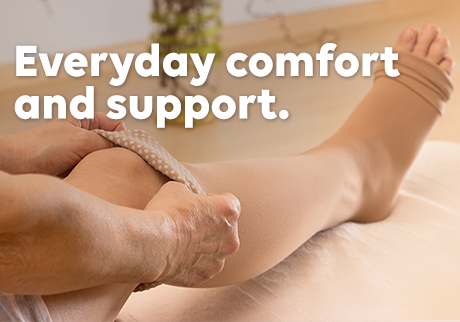 Everyday comfort. Lasting support.