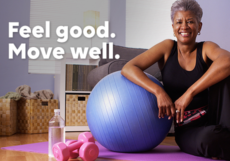 Feel good. Move well.