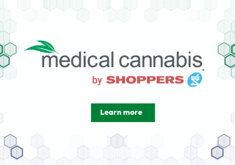 Medical Cannabis by Shoppers Drug Mart.