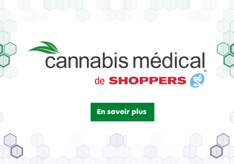 Medical Cannabis de Pharmaprix.