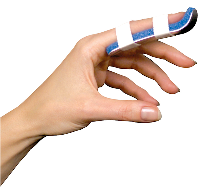 Bios Living Gutter Finger Splint