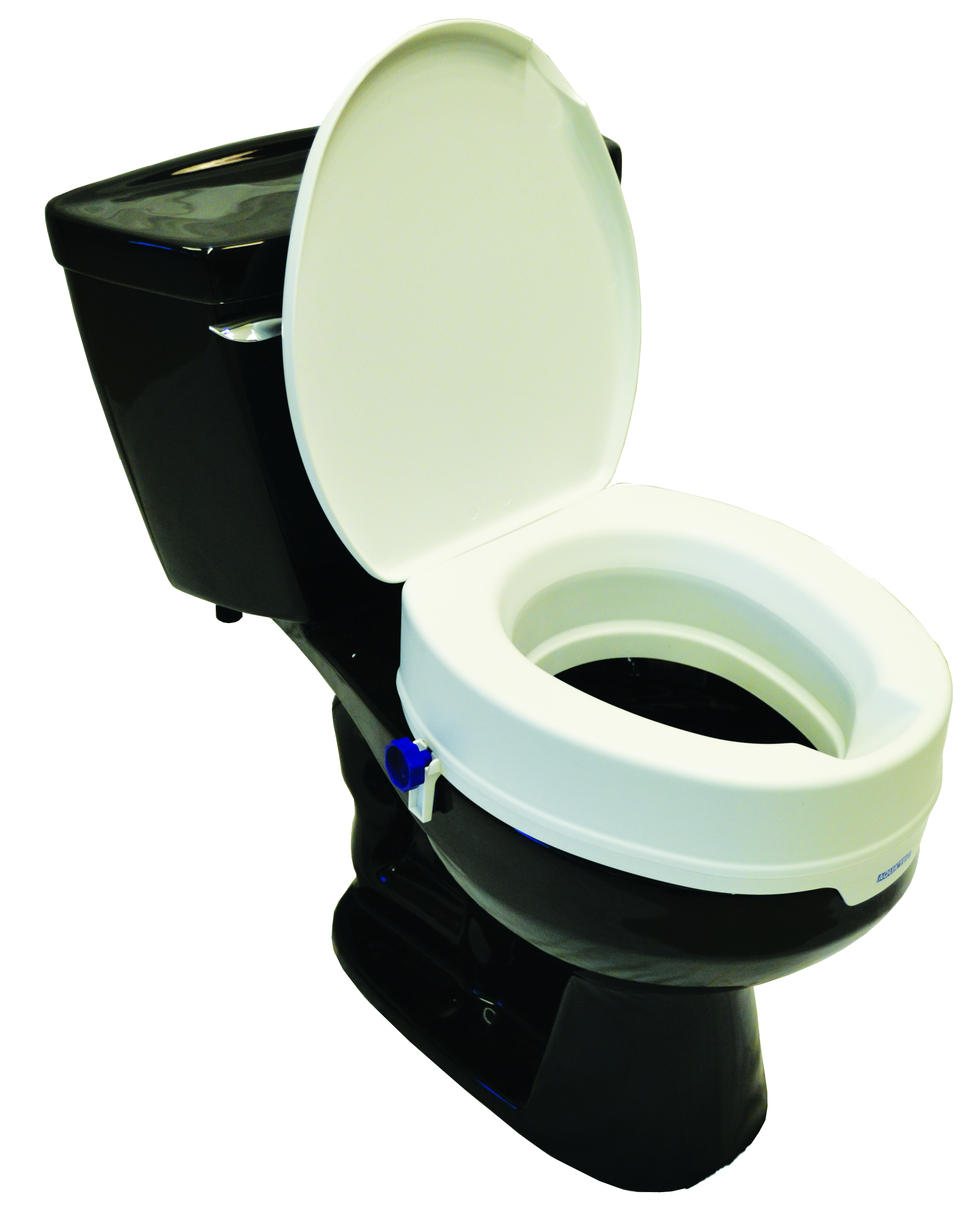 Aquatec A90 Toilet Seat Riser 500lb Capacity