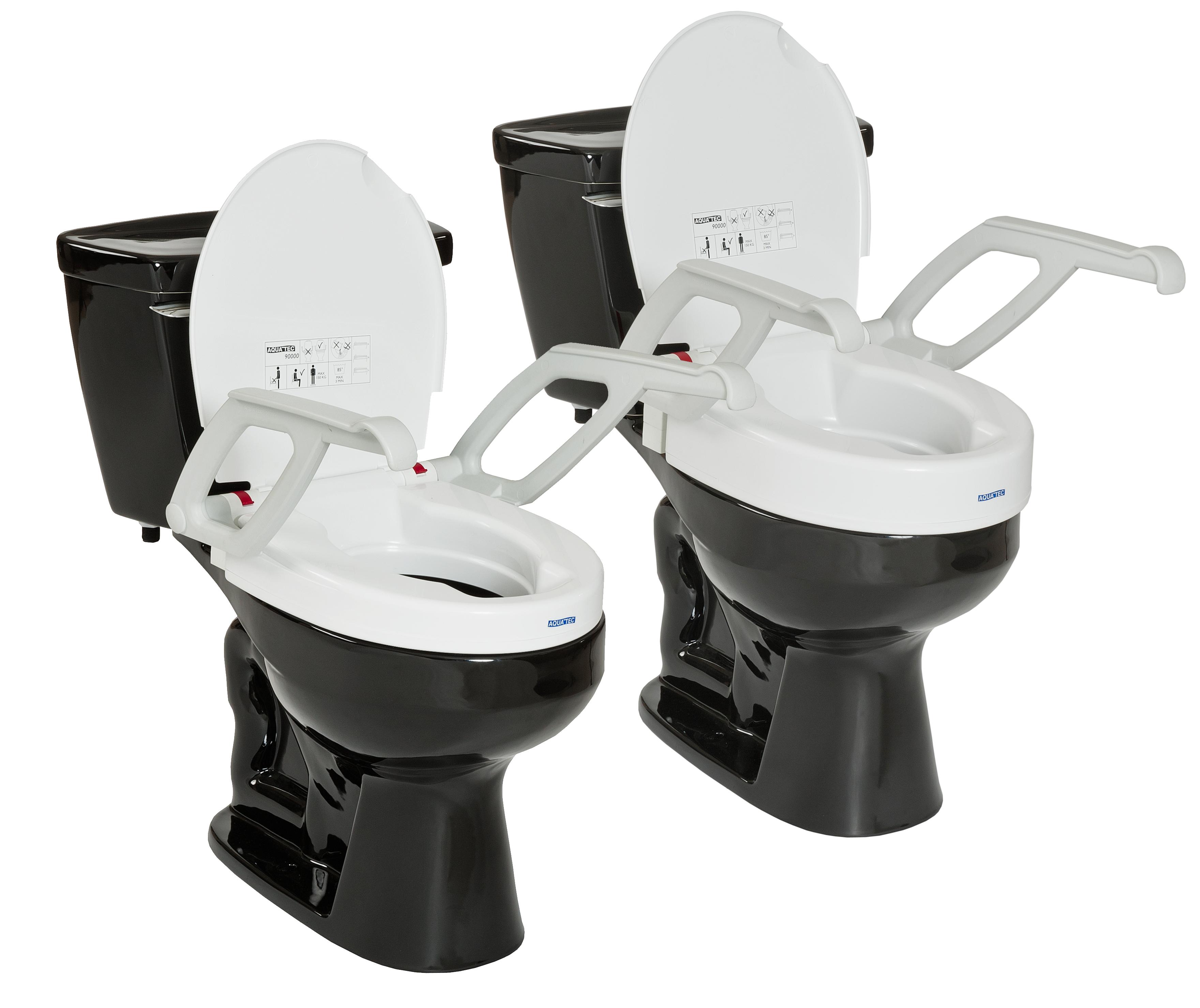Aquatec A90000 2 Premium Toilet Seat Riser