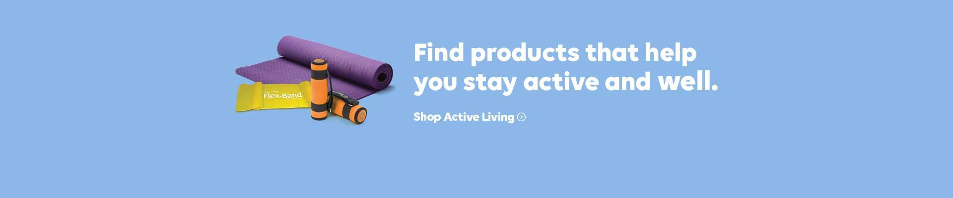 Shop Active Living